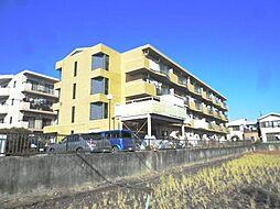 カザリヤマンションA棟[4階]の外観