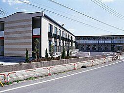 埼玉県戸田市美女木8丁目の賃貸アパートの外観