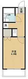 志村ハイツ[107号室号室]の間取り