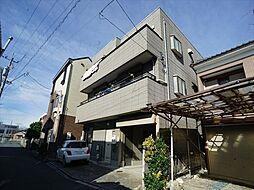 静岡県浜松市中区小豆餅1丁目の賃貸アパートの外観