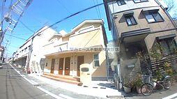 メゾンソレイユ長栄寺[101号室]の外観