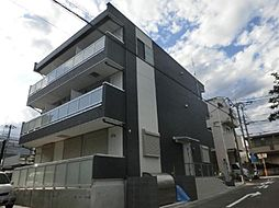 埼玉県さいたま市中央区本町西2丁目の賃貸マンションの外観