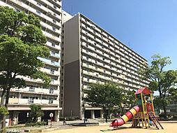 UR南港前団地[5階]の外観