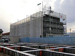 新築 四日市中川原アパート[1階]の外観