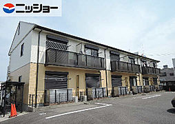 タウンコート松阪[2階]の外観