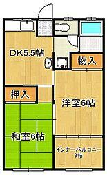 【敷金礼金0円!】サンハイツ高江