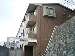 グリーンヒルズA棟[3階]の外観