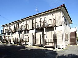 愛知県知多郡美浜町大字奥田字松中の賃貸アパートの外観