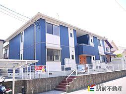 郁李苑シマII[1階]の外観