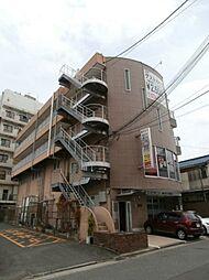 英子ビル[4階]の外観