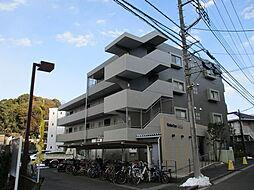 ガーデンコート大倉山[202号室]の外観