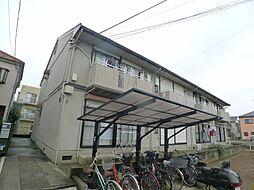 メゾンオラシオン[1階]の外観
