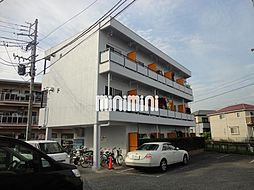 マンションヒラノ A棟[1階]の外観