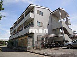 スカイハイツ山田[2階]の外観