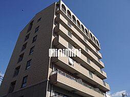 ウイングF・S[6階]の外観