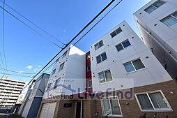 札幌市営東西線 白石駅 徒歩8分の賃貸マンション
