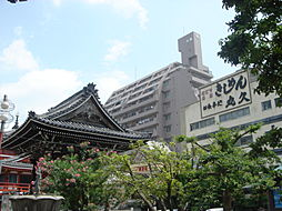 宝マンション大須[12階]の外観