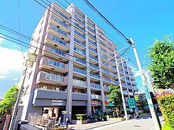 東京都練馬区東大泉6丁目の賃貸マンションの外観