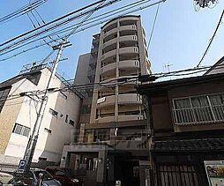 京都府京都市下京区猪熊通四条下る松本町の賃貸マンションの外観