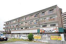兵庫県伊丹市昆陽南1丁目の賃貸マンションの外観
