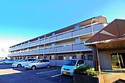 東京都東久留米市金山町2丁目の賃貸マンションの外観