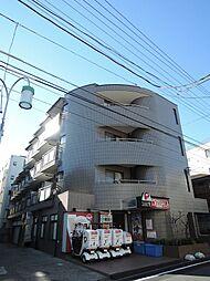 東京都目黒区緑が丘2丁目の賃貸マンションの外観