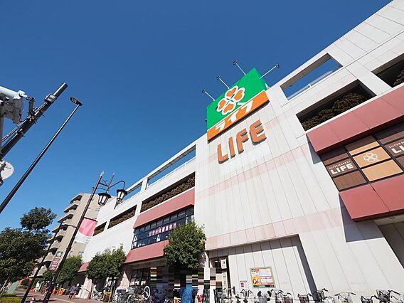ライフ千川駅前...