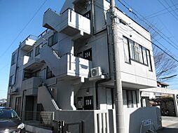コーポアリオン[3階]の外観