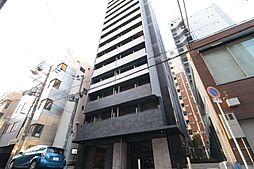 ファーストステージ江戸堀パークサイド[10階]の外観