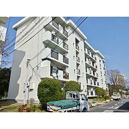 泉北槇塚台住宅4号棟[203号室]の外観
