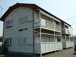 米屋ハイツ[2-B号室]の外観