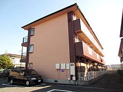ハートフル岸和田[3階]の外観