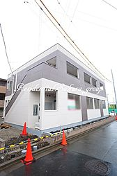 神奈川県横浜市泉区中田東2丁目の賃貸アパートの外観