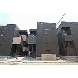 福岡県福岡市西区北原1丁目の賃貸アパートの外観