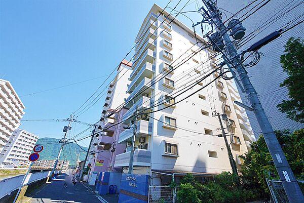 ピュアシティ小倉 9階の賃貸【福岡県 / 北九州市小倉北区】