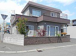 [一戸建] 北海道札幌市北区新琴似五条5丁目 の賃貸【/】の外観