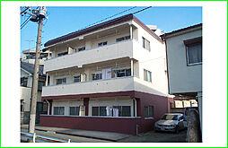 東京都八王子市大和田町3丁目の賃貸マンションの外観