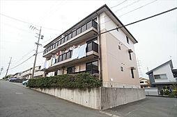 静岡県浜松市東区半田山5丁目の賃貸アパートの外観