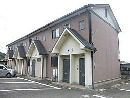 西蒲田ハイツ[1階]の外観