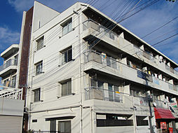 長田コーポ[206号室]の外観