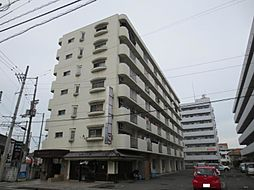 松山西ハイツ[605号室]の外観