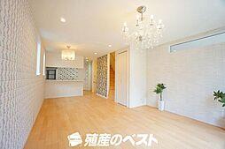 渋谷区笹塚2丁目 3SLDKの居間