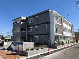 東京都府中市矢崎町1丁目の賃貸マンションの外観