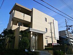 兵庫県尼崎市御園3丁目の賃貸マンションの外観
