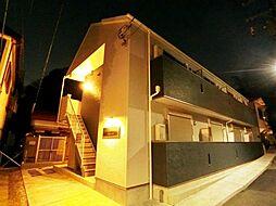 リブハピネス横浜V[2階]の外観