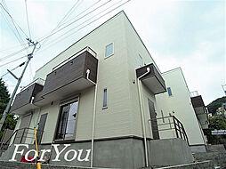 兵庫県神戸市東灘区本山北町5丁目の賃貸アパートの外観