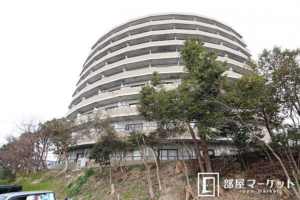 愛知県額田郡幸田町大字坂崎字西長根の賃貸アパートの外観