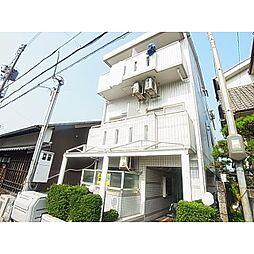 奈良県奈良市川之上町の賃貸マンションの外観