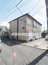 飯田ハイツ[201号室]の外観