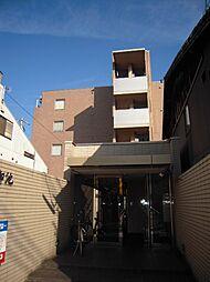 京都府京都市中京区最上町の賃貸マンションの外観